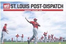 Front Pages / Links to the e-edition of the St. Louis Post-Dispatch