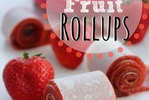 Healthy Snacks & Sweets / Guiltless snacks to savor & enjoy / by Dani Christine