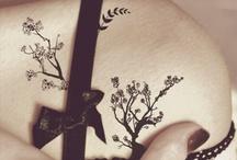 Tatouages / by Alexia Drion Michel