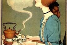 COFFEE AND TEA / CAFÉ E CHÁ / by Cláudia Ribeirão de Freitas