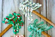 The Joy of Christmas / Crafts, recipes and inspiration for the most wonderful time of the year.