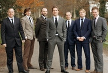 The groom and his men / by the style gene