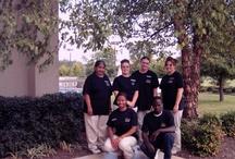 The Employees of Dyersburg Hampton Inn / by Hampton Dyersburg