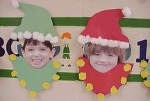 Christmas/Winter Class Ideas / by Jana O'Neill