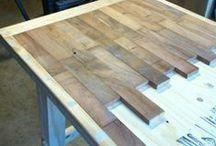 Woodworking / by AJ Manker