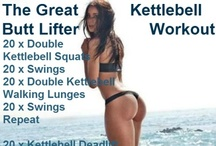 Kettlebell workouts / Kettlebell workouts, combine the benefits of dumbbell training with a high intensity cardio workout to help you build muscle, increase power and get lean—all in just a few sessions.