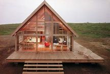 You know, that summer home I'm getting... / Cabin inspiration