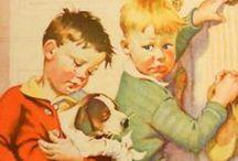 Illustration - Children / by Kathy Meyers