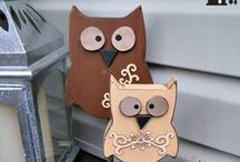 Wood Crafts / by Kim Simmons