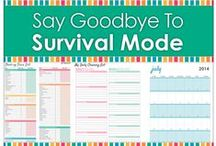 Printables / Helpful resources to support you through personal growth and self-development.