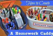 Organization / Ideas on how to organize your home, workplace, children, life.