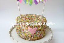 BABY GIRL CAKES / BABY GIRL CAKE