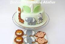 BABY BOY CAKES / BABY BOY CAKES