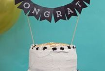 Graduation / Celebrate your favorite grad's achievements with DIYs, gift ideas, party planning tips and more!