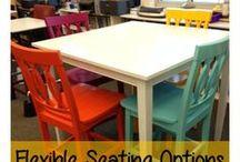 Flexible Seating Ideas