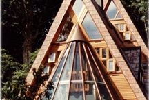 Gimme Shelter / Houses, Cabins, and Beautiful Buildings