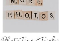 Photo Tips & Tricks / A collection of helpful photography tips, ideas and inspiration for every photography level.