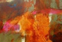 Art Abstract / Abstract art both contemporary and historical / by Jane Young