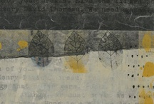 Art( Collage,Paper,Drawing) / Art works on paper/collage / by Jane Young