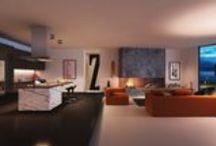 XS DESIGN • Zeren Saglamer / Lighting, furniture and interiors designed by Zeren Saglamer.