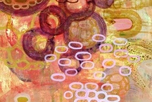 Art (Pattern/Texture) / Mostly paintings where pattern is the most striking element / by Jane Young