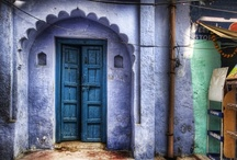 Magical gateways, doors and windows