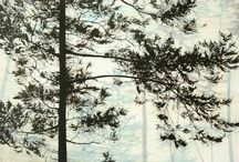 Art & Photo (Trees) / Trees glorious trees! / by Jane Young