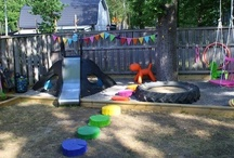 Outside playtime / by Rhonda Bridges