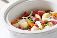 Crock pot Love  / Food you love , made in a crock pot  / by Antoniett Mastros