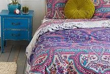art and patterns/bedding