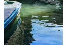 Art Watercolour/Ink/Gouache / Painting in water media other than acrylics