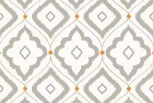 interiors {walls, tile and fabrics}