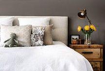 interiors {bedrooms}