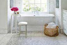 interiors {bathrooms}
