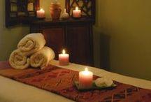 Massage room / by Izabella Cavalcanti