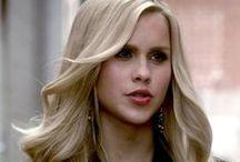 BLONDE HAIR / Vampire Diaries Style Inspo :)