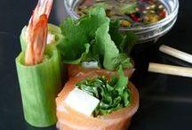 under5foot loves Rock Sushi Thai