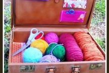 Yarn stuff / by Hannah Brookins