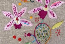 Embroidery How To and Ideas / Tips and tricks for embroidery