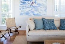 shore house {living space}