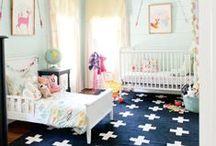 shore house {kids room}
