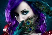 Beautiful Hair / by Violet Lauren