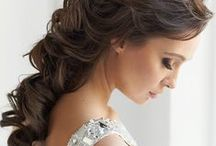Bridal Hair and Beauty / by Aisle Perfect - Wedding Blog