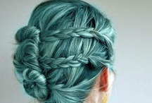 Hairstyles  / by Christina Parker
