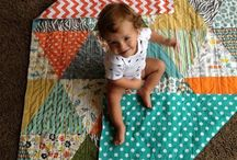 Crafting: Quilts / Quilting: Inspirations and Tutorials  / by Jesi Rhodes