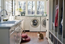 Laundry - Mud Rooms