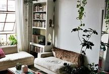 rooms / by Erin Sudeck