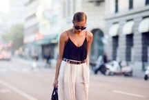 Fashion ● Street Style / by Karla Lopes
