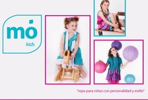 Girls fashion / Ahora que tengo mi nueva marca de ropa para niñas  www.mokids.com.mx / by Trudy Jordan