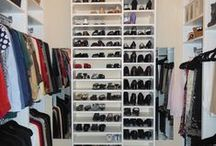 Her Closet ReDesign (M.R) / Clients Board: While we build, renovate & redesign, we allow a studio to be created..you are viewing those ideas. / by HouseOrganized